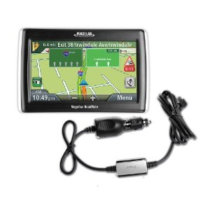 Magellan RoadMate 1475T 4.7-Inch Widescreen Portable GPS Navigator with Traffic Receiver