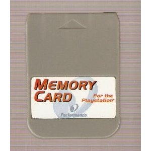 Performance Playstation 1 One Memory Card NEW 15 BLOCK 1 MEG MEMORY CARDS FOR SONY PLAYSTATION 1 SYSTEMS