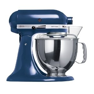 KitchenAid Artisan 5KSM150PSEBW Blue Willow 220 volt
