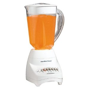 Hamilton Beach 50161N10-Speed Wave-Action Blender, White