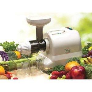 Tribest SoloStar II Multi-Purpose Juicer for Wheatgrass and more