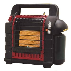 Mr. Heater MRHF273400 Buddy Portable LP Gas Heater