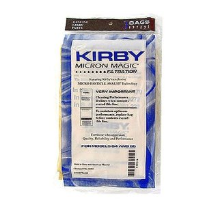 Kirby - Generation 4 and 5 Vacuum Bags 9 pk