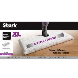 Euro-Pro Shark SXL3501 XL Floor Kit for the Steam Pocket Mop