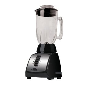 Black & Decker BLC10650MB Cyclone 10-Speed Blender with 48-Ounce Glass Jar