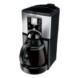 Mr. Coffee 12-Cup Programmable Coffeemaker - Stainless Steel (FTX41)