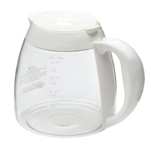 Black & Decker GC2000 12-Cup Replacement Carafe, White
