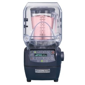 Hamilton Beach HBH850 Commercial Summit High-Performance Sensor Blender with 64-Ounce Polycarbonate Container, Blue