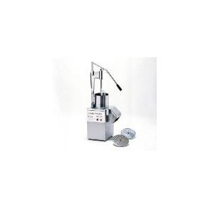 Commercial Food Processor, Push Feed Attachment (Head w/Feed Tube Included)
