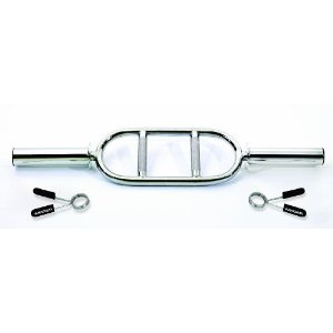 Weider Olympic Sized Chrome Tricep Bar