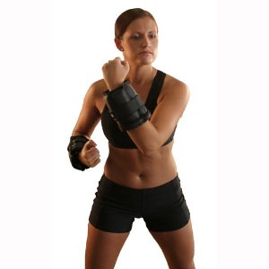 Amber Sports 20-Pound Wrist and Ankle Weight