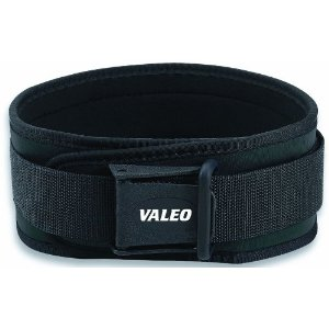 Valeo VCL Competition Classic 6-Inch Lifting Belt
