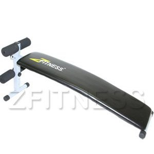 ZF600 - AB Exercise Crunch Core Slant Sit Up Bench NEW!