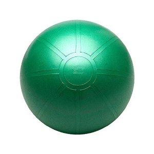 GoFit Ultimate Burst Resistant Core Stability Ball with Workout DVD (75 cm)