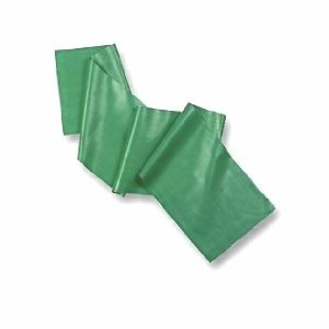 GOGO™ 6.5ft Extra Long Resistance Band,Yoga Band (Darkgreen/Medium)