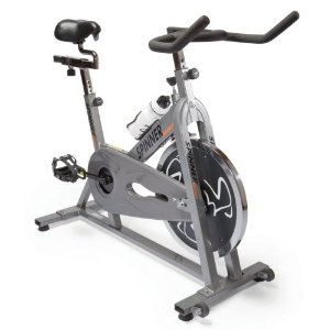 Spinner� Sport Spin Bike with 4 Spinning DVDs