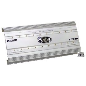 LANZAR VIBE261 2 Channel 2400 Watts High Power MOSFET Amplifier