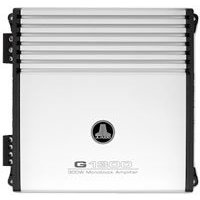 JL Audio G-Series Monoblock Class-AB Full-Range Amplifier