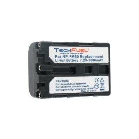 TechFuel® Battery for Sony DCR-TRV30E Camcorder