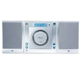 Memorex MX4137 - Micro system - radio / CD