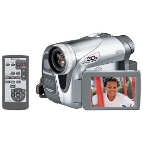 Panasonic PV-GS35 MiniDV Camcorder w/30x Optical Zoom