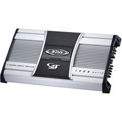 Riot GT MOSFET Bridgeable Power Amplifier