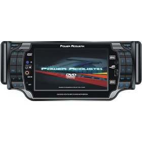 Power Acoustik PTID-4360 4.3-Inch Widescreen Touch-Screen Single-Din In-Dash Monitor