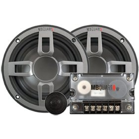 MB Quart Formula FSA216 6.5-Inch 2-Way Component Speaker System
