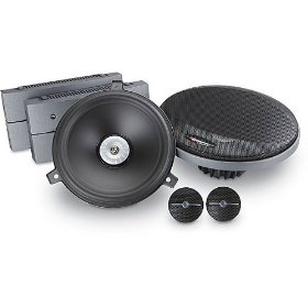 Boston Acoustics SR60 - Car speaker - 85 Watt - 2-way - component
