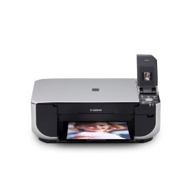 Canon Pixma MP470 Photo All-In-One Inkjet Printer (2177B002)