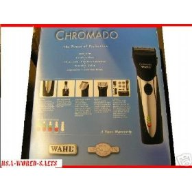 Wahl Chromado Cord-Cordless Clipper