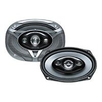 Kenwood KFC 6999ie - Car speaker - 4-way - 6