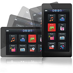 Latte espresso lpespblk8gb black mp3 3inch lcd