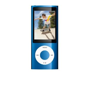 Apple iPod nano 16 GB Blue (5th Generation) NEWEST MODEL