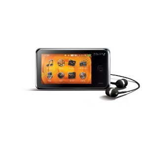 Creative Labs Zen X-Fi 2 8 GB MP3 and Video Player with Touchscreen and Built-In Speaker (Black and Silver)