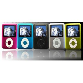 8gb Mp3/mp4 Player - 3rd Generation