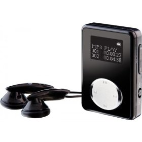 Gpx Mw350 4 GB Mp3 Player With Fm Radio