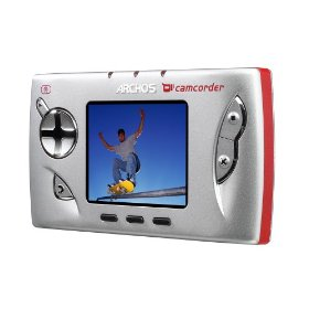 Archos Gmini402 20 GB Camcorder and Multimedia Player