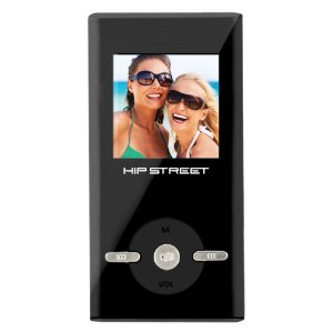Hip Street 2 GB MP3 Video Player (Black)