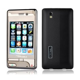 Unlocked T737 Touch Screen Cell Phone Dual SIM GSM Quad Band AT&T T-Mobile EDGE WiFi Opera Email MSN IM - No Contract