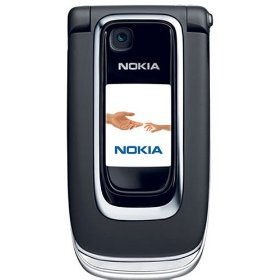 Nokia 6126 Unlocked Cell Phone with Camera, Media Player, MicroSD Slot--U.S. Version with Warranty (Black/Silver)
