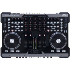 American DJ Supply VMS4 Digital DJ Turntable