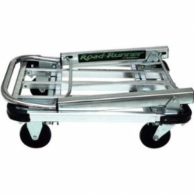 Grundorf Road-Runner Collapsible Cart 300 lb. load capacity