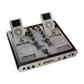 Brand New Numark Idj Dual Ipod Mixer with Inputs for Turntables/cd Player/usb Connector