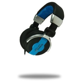 Brand New Technical Pro Hp-720b Swiveling Foldable Compact Dj Headphones with Amazing Sound Quality and Super Bass Drivers