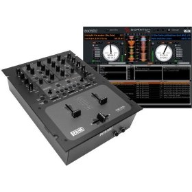 Rane TTM 57SL Performance Mixer with Serato Scratch LIVE Software