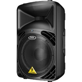Behringer B412DSP Digital Processor-Controlled 600-Watt 12 PA Speaker System