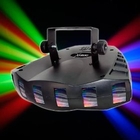 Chauvet Led Double Derby