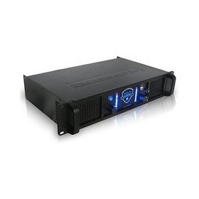 3100 watt Poweramp by Technical Pro LZ-3100 2U Professional 2CH Power Amplifier