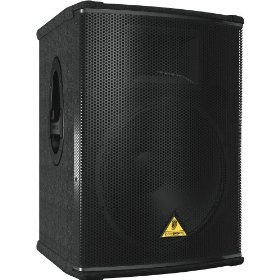 Behringer EurOlive E1520A Processor-Controlled 400-Watt 2-Way Pa Loudspeaker/Floor Monitor